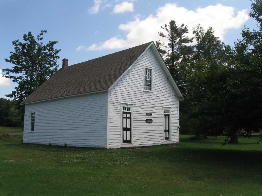 Heath Schoolhouse Museum