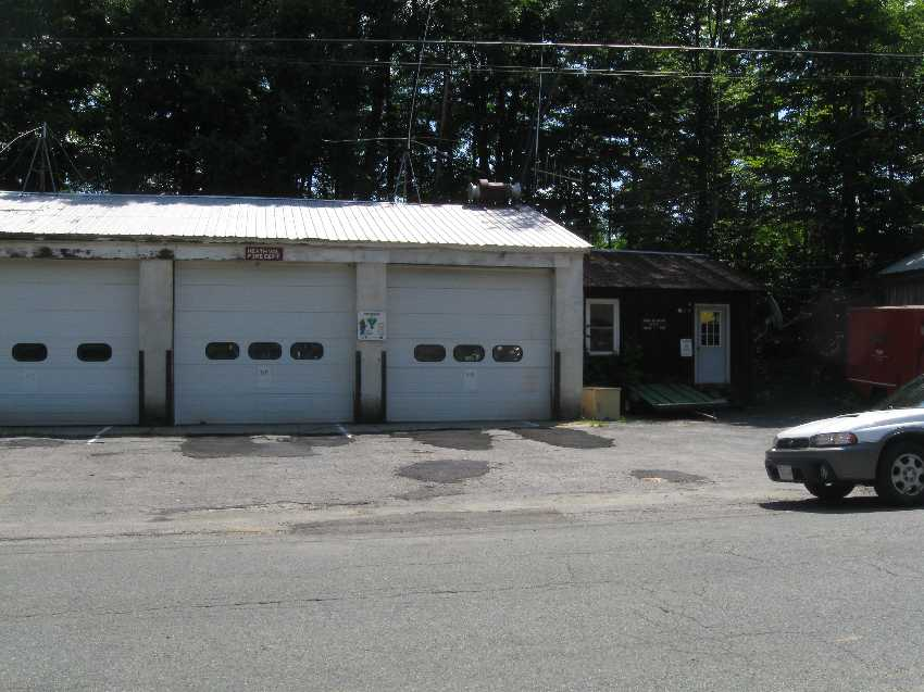 Heath Town Garage