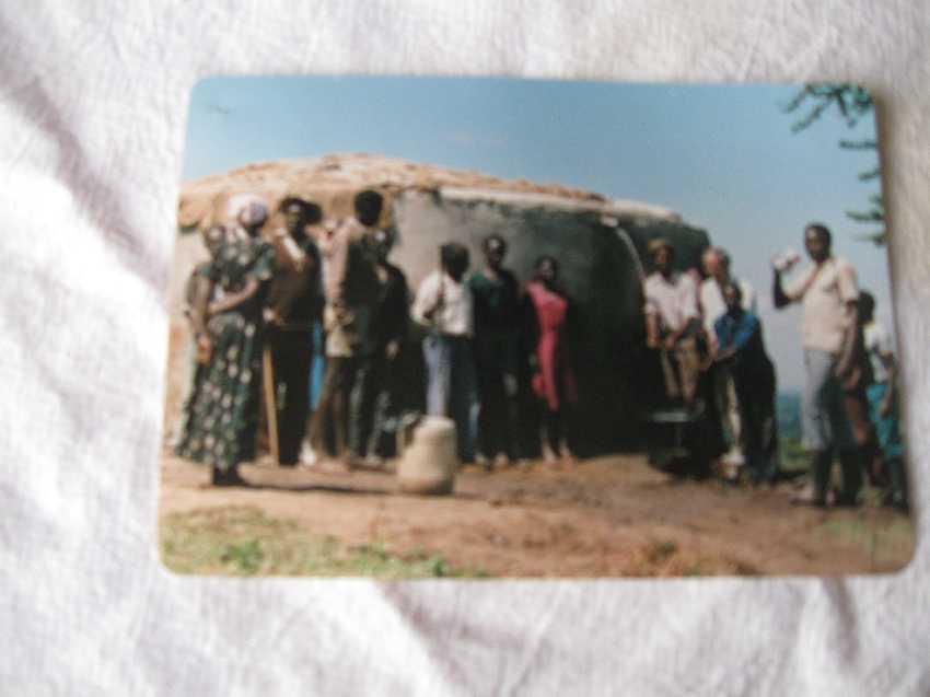 Snapshot of a Kenya snapshot