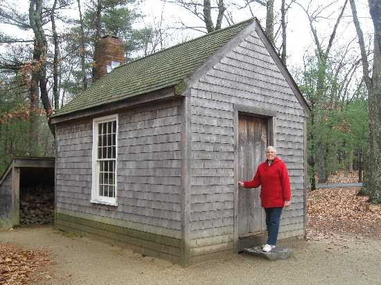 Thoreau S Walden Pond On Muse Day