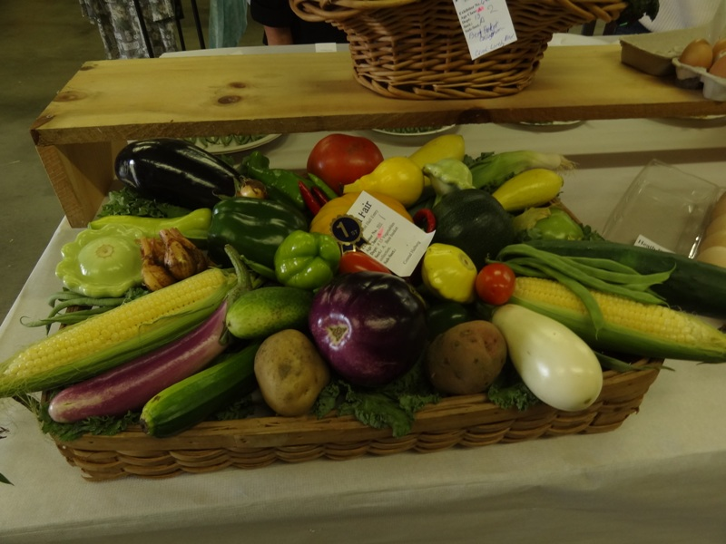 Heath Fair Vegetable basket