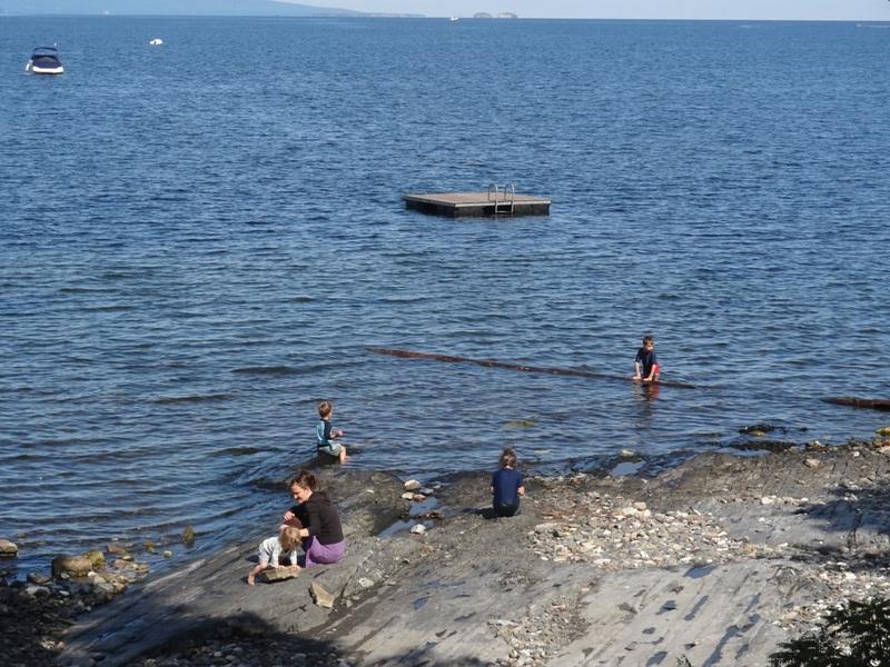 Charlotte Vermont public beach