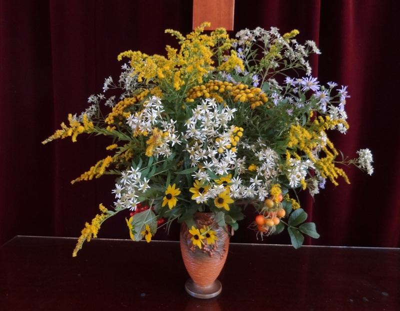 Bouquet of Roadside Weeds
