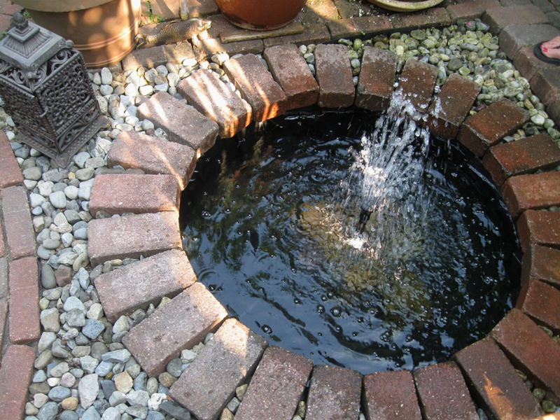 Circular Fountain