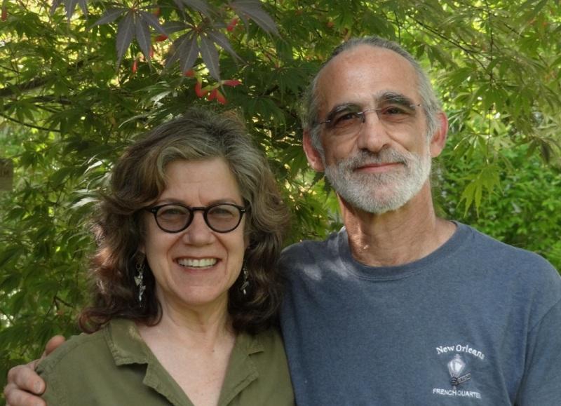 Virginia and Rob Rechtschaffen