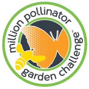 Million Pollinator Gardens Challenge badge