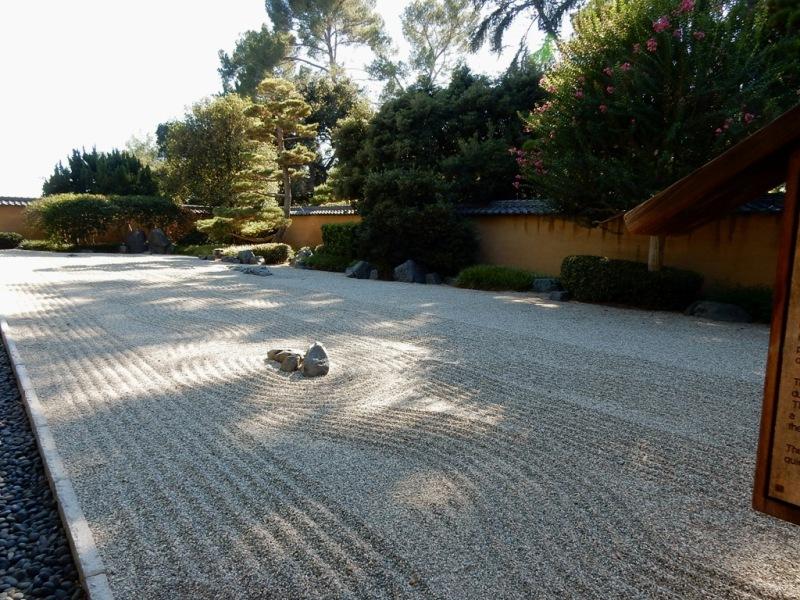 Japanese Dry Garden