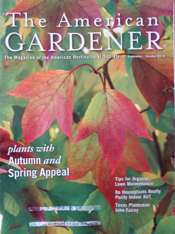 American Gardener Magazine