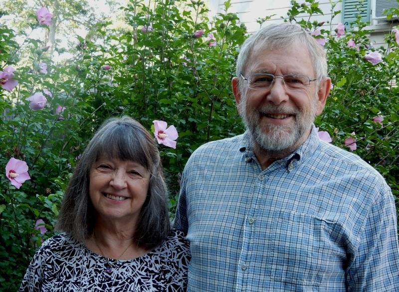 Jeanne and Eric Greene